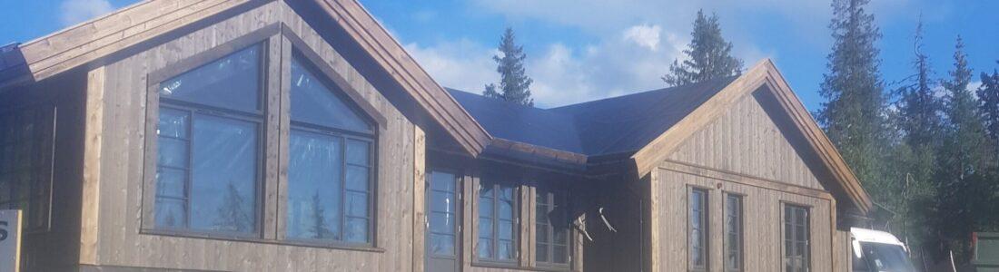 Hytte Hafjell